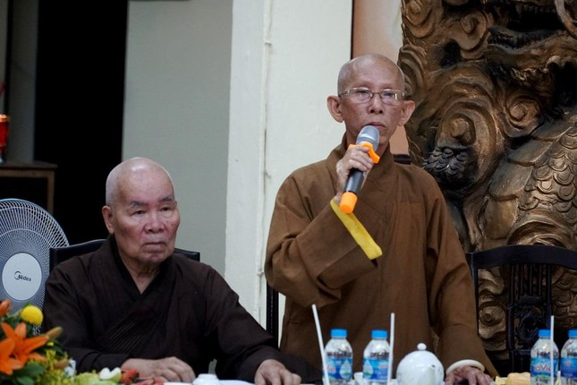 Ban Trị sự Phật giáo Phú Nhuận sẽ tổ chức đại hội đầu tháng 5 ảnh 3