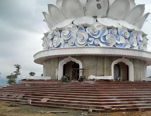 Tượng Phật Quan Âm cao nhất Việt Nam sắp khánh thành ảnh 8