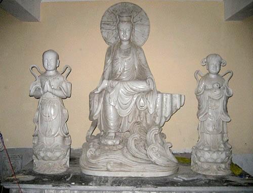 Tượng Phật Quan Âm cao nhất Việt Nam sắp khánh thành ảnh 5