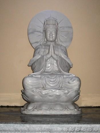 Tượng Phật Quan Âm cao nhất Việt Nam sắp khánh thành ảnh 6