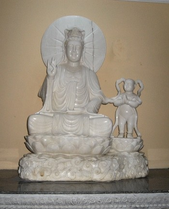 Tượng Phật Quan Âm cao nhất Việt Nam sắp khánh thành ảnh 3