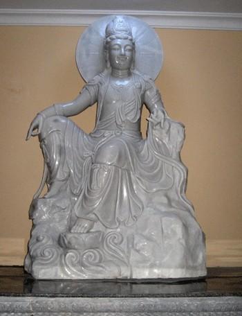 Tượng Phật Quan Âm cao nhất Việt Nam sắp khánh thành ảnh 4