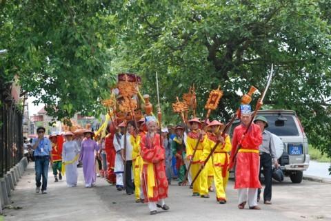 Ninh Bình: Đại lễ Phật đản và cung nghinh Xá lợi Phật về Tổ đình Kim Liên (chùa Đồng Đắc) ảnh 9