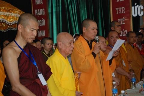 Ninh Bình: Đại lễ Phật đản và cung nghinh Xá lợi Phật về Tổ đình Kim Liên (chùa Đồng Đắc) ảnh 1