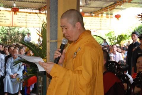 Ninh Bình: Đại lễ Phật đản và cung nghinh Xá lợi Phật về Tổ đình Kim Liên (chùa Đồng Đắc) ảnh 2
