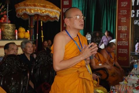 Ninh Bình: Đại lễ Phật đản và cung nghinh Xá lợi Phật về Tổ đình Kim Liên (chùa Đồng Đắc) ảnh 3