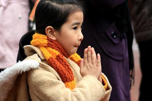 Đi chùa, lễ Phật ảnh 1
