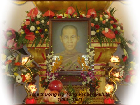 TP.HCM: Trang nghiêm tưởng niệm nhân lễ húy nhật lần thứ 29 cố Hòa thượng Hộ Tông ảnh 1
