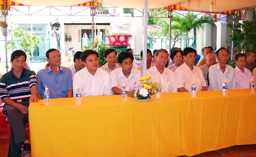Kiên Giang: Bổ nhiệm ĐĐ. Thích Minh Thanh trụ trì chùa Phước Thạnh - TP. Rạch Giá ảnh 3