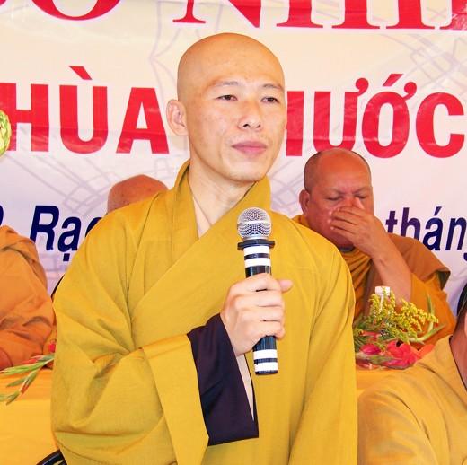 Kiên Giang: Bổ nhiệm ĐĐ. Thích Minh Thanh trụ trì chùa Phước Thạnh - TP. Rạch Giá ảnh 6