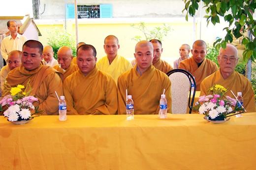 Kiên Giang: Bổ nhiệm ĐĐ. Thích Minh Thanh trụ trì chùa Phước Thạnh - TP. Rạch Giá ảnh 4