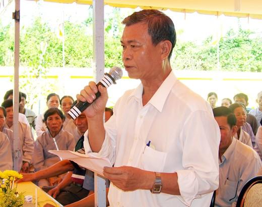 Kiên Giang: Bổ nhiệm ĐĐ. Thích Minh Thanh trụ trì chùa Phước Thạnh - TP. Rạch Giá ảnh 5