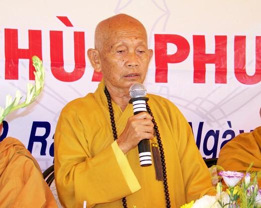 Kiên Giang: Bổ nhiệm ĐĐ. Thích Minh Thanh trụ trì chùa Phước Thạnh - TP. Rạch Giá ảnh 9
