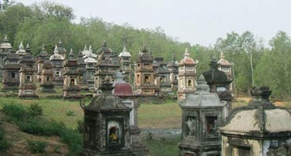 Ngôi chùa có vườn tháp lớn nhất Việt Nam ảnh 2