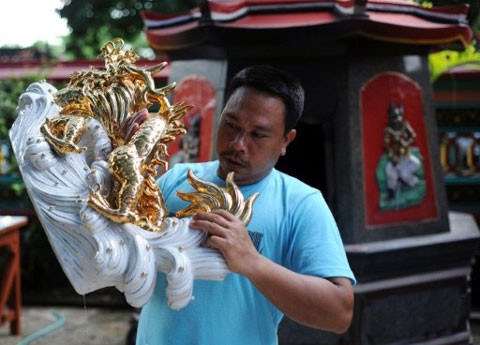 Hình ảnh con rồng nổi bật khắp châu Á ảnh 5