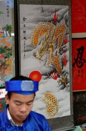 Hình ảnh con rồng nổi bật khắp châu Á ảnh 1