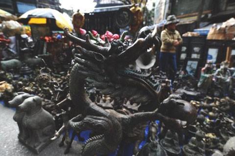 Hình ảnh con rồng nổi bật khắp châu Á ảnh 2
