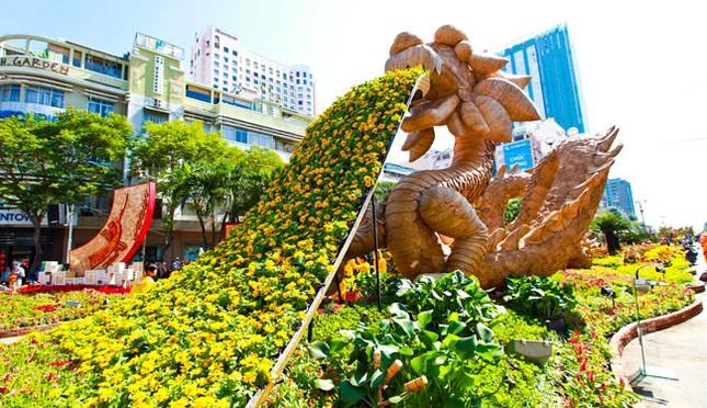 Tết năm rồng rộn ràng tại châu Á ảnh 1