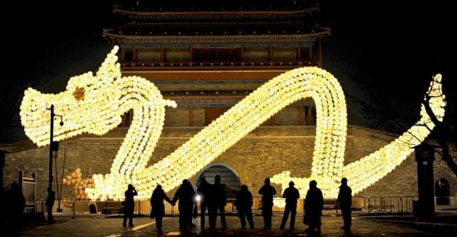 Tết năm rồng rộn ràng tại châu Á ảnh 7