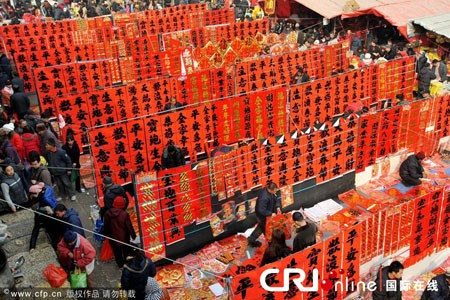 Người châu Á hân hoan đón mừng năm mới Nhâm Thìn-2012 ảnh 14