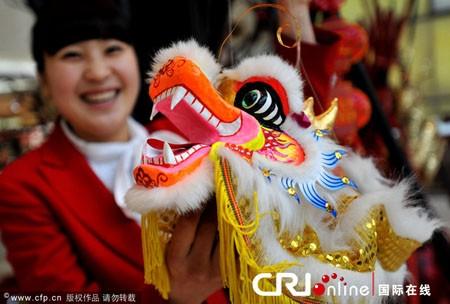 Người châu Á hân hoan đón mừng năm mới Nhâm Thìn-2012 ảnh 17