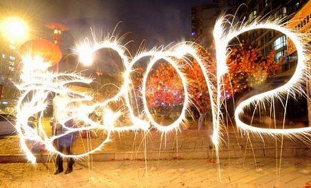 Người châu Á hân hoan đón mừng năm mới Nhâm Thìn-2012 ảnh 9