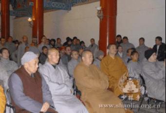 Trung Quốc: Lễ Thánh đản Đức Di Lặc và đón năm mới ảnh 6