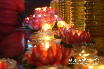 Trung Quốc: Lễ Thánh đản Đức Di Lặc và đón năm mới ảnh 21