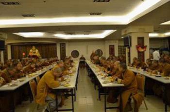 Trung Quốc: Lễ Thánh đản Đức Di Lặc và đón năm mới ảnh 41
