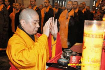 Trung Quốc: Lễ Thánh đản Đức Di Lặc và đón năm mới ảnh 65