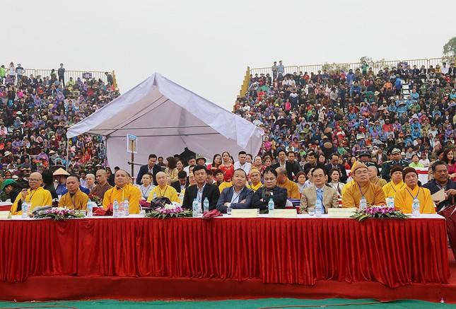 Công nhận chùa Bổ Đà là di tích quốc gia đặc biệt ảnh 1