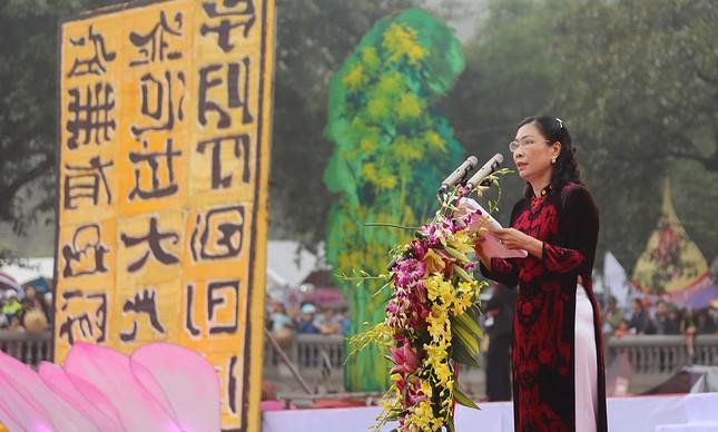 Công nhận chùa Bổ Đà là di tích quốc gia đặc biệt ảnh 5