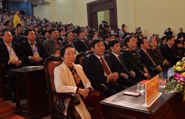 Đại hội Phật giáo tỉnh Hà Nam lần thứ V ảnh 2