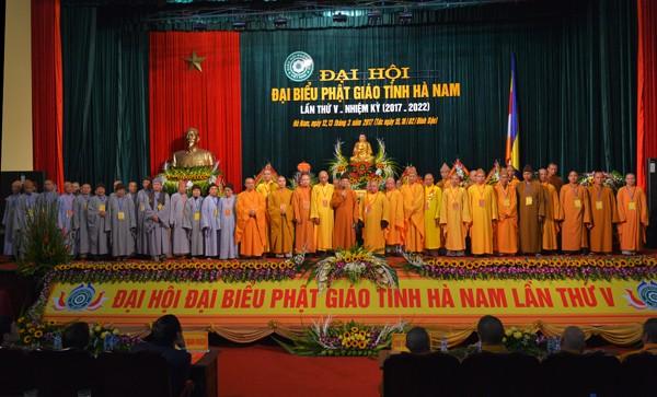 Đại hội Phật giáo tỉnh Hà Nam lần thứ V ảnh 5