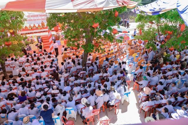 Đắk Lắk: Chùa Nam Thiên tổ chức lễ khánh thành ảnh 2