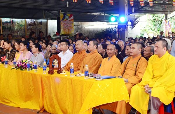 Lào Cai tổ chức Đại lễ Phật đản PL.2561 ảnh 1