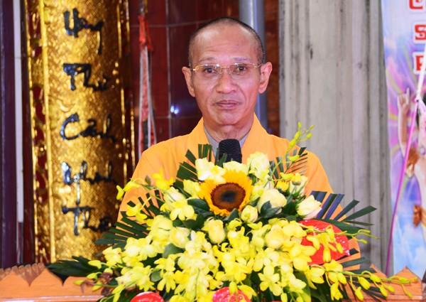 Lào Cai tổ chức Đại lễ Phật đản PL.2561 ảnh 2