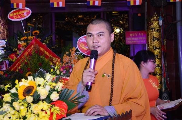 Lào Cai tổ chức Đại lễ Phật đản PL.2561 ảnh 3