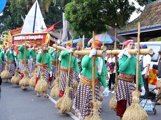 Chùm ảnh: Trang nghiêm rước Phật tại Indonesia ảnh 15