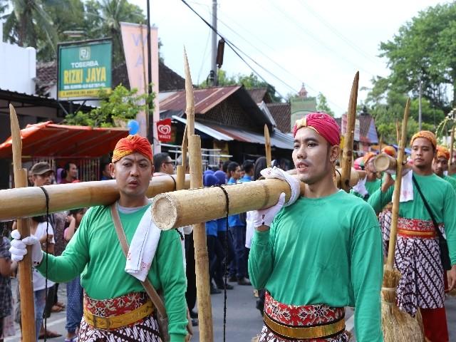 Chùm ảnh: Trang nghiêm rước Phật tại Indonesia ảnh 16