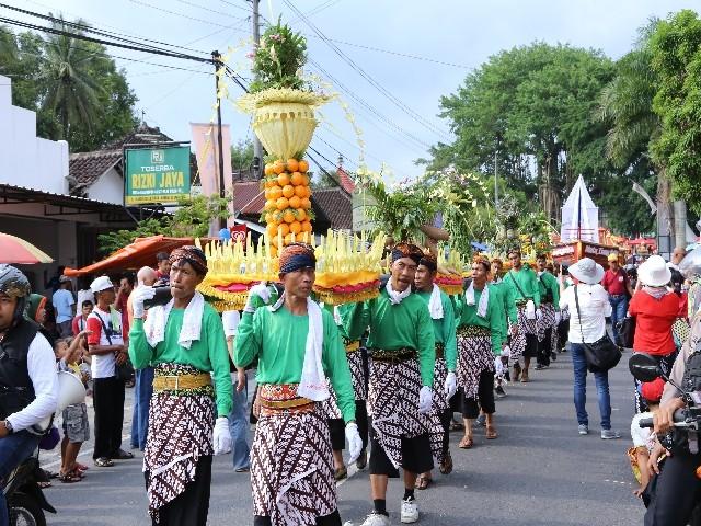 Chùm ảnh: Trang nghiêm rước Phật tại Indonesia ảnh 18
