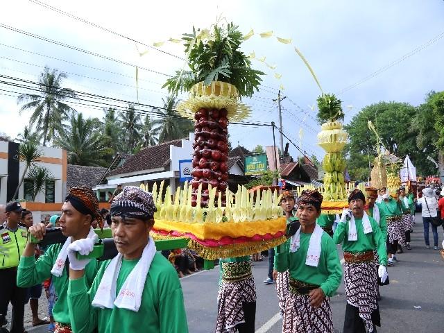 Chùm ảnh: Trang nghiêm rước Phật tại Indonesia ảnh 19