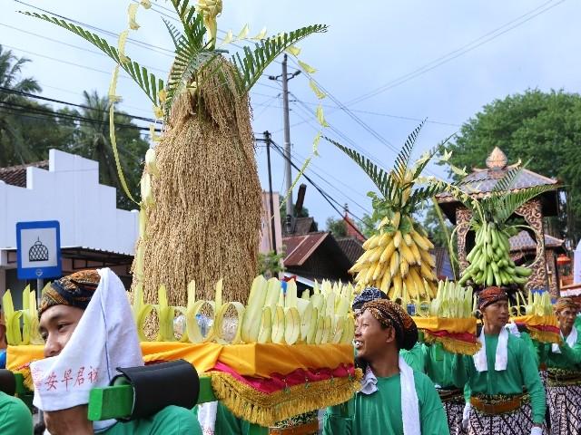 Chùm ảnh: Trang nghiêm rước Phật tại Indonesia ảnh 20