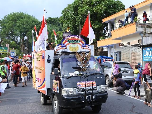 Chùm ảnh: Trang nghiêm rước Phật tại Indonesia ảnh 6