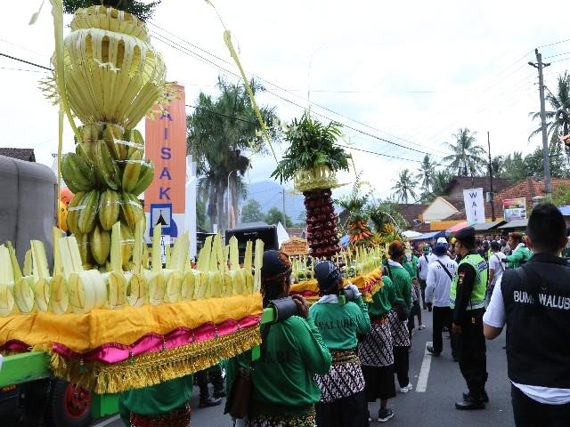 Chùm ảnh: Trang nghiêm rước Phật tại Indonesia ảnh 9