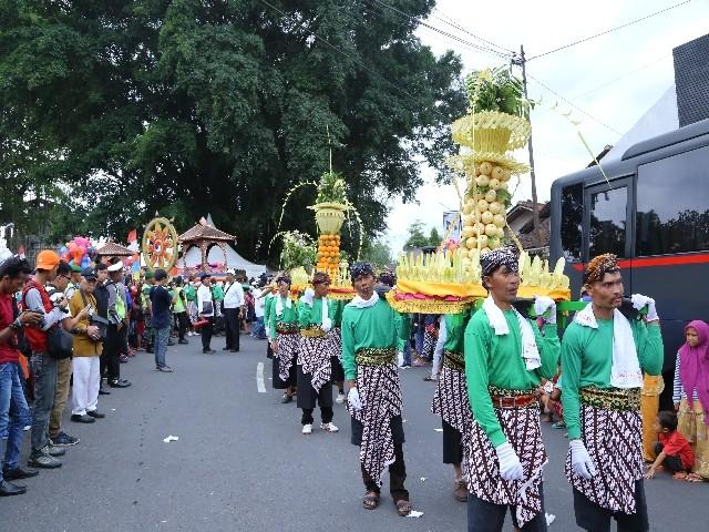 Chùm ảnh: Trang nghiêm rước Phật tại Indonesia ảnh 2