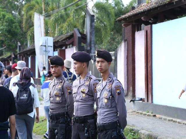Chùm ảnh: Trang nghiêm rước Phật tại Indonesia ảnh 38