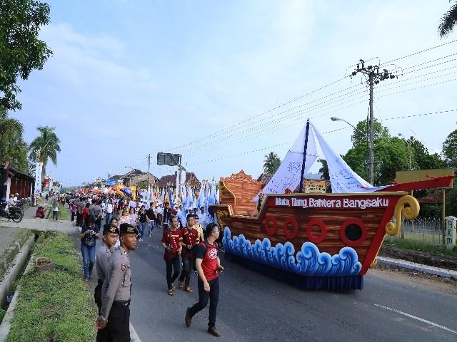 Chùm ảnh: Trang nghiêm rước Phật tại Indonesia ảnh 39