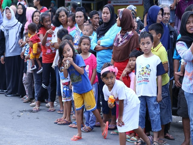 Chùm ảnh: Trang nghiêm rước Phật tại Indonesia ảnh 48