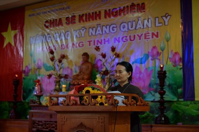 Các nhóm tình nguyện chia sẻ tại chùa Quán Sứ ảnh 3